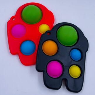 Among Us Simple Dimple Fidget Toy palle.dk