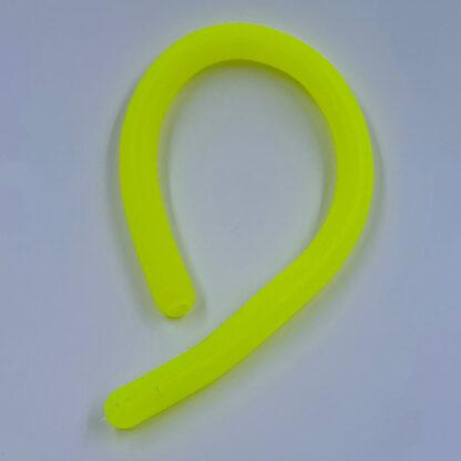 Monki Tails neongul abehale Fidget Toy palle.dk