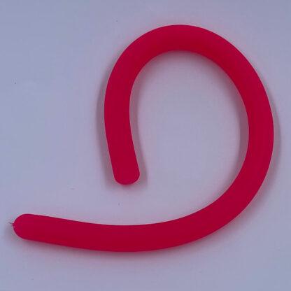 Monki Tails neonpink abehale Fidget Toy palle.dk