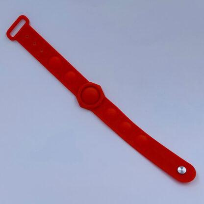 Pop it orange armbånd Fidget Toy palle.dk