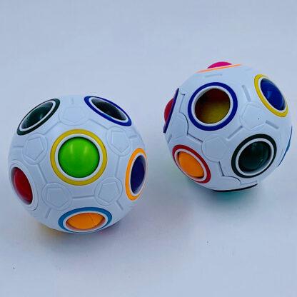 Fidget Ball Cuberspeed Fidget Toy palle.dk